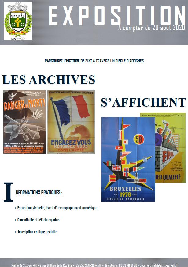 Archives insolites Sixt sur Aff