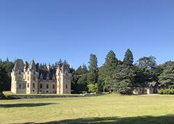 Le Chateau du Brossay à Renac