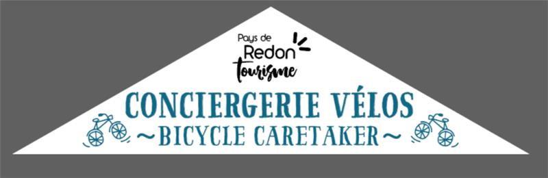 Conciergerie vélo à Redon