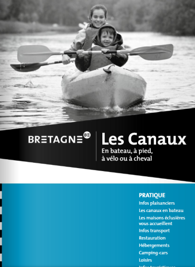 Guide pratique des canaux de Bretagne