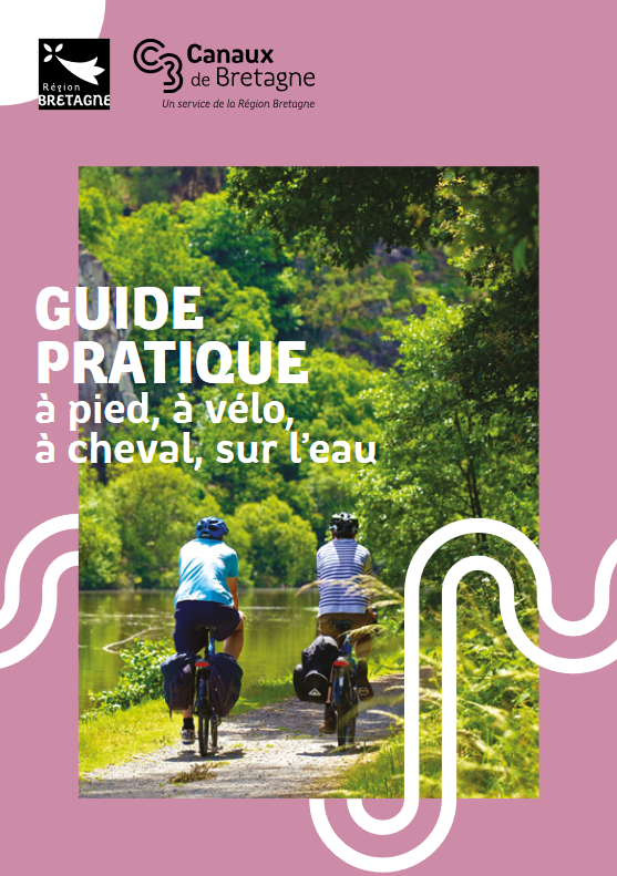 Guide des Canaux de Bretagne - Ed 2021