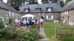 La Garlaie du Plessis, lieu de réception regroupement familiale