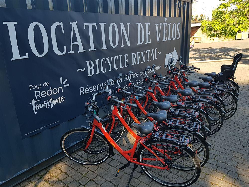 location de vélo à Redon