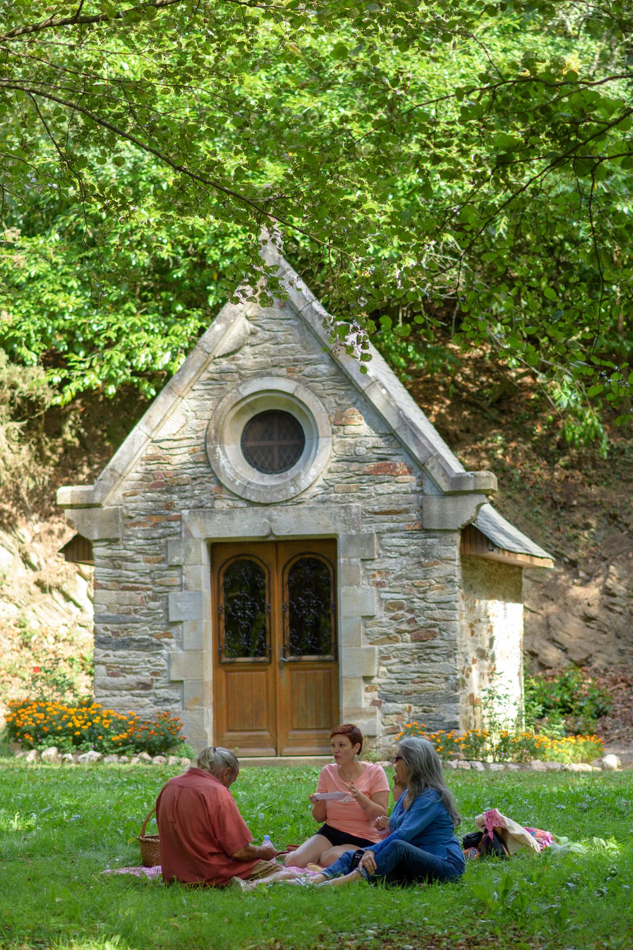 Chapelle Saint melaine à Brain sur Vilaine