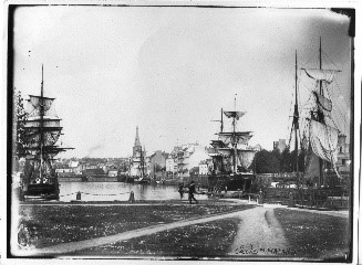 Port de Redon carte postale ancienne - Matard