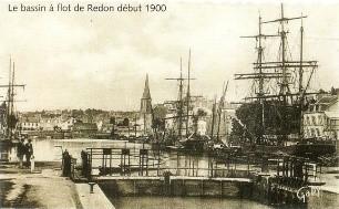 Bassin à flot Redon