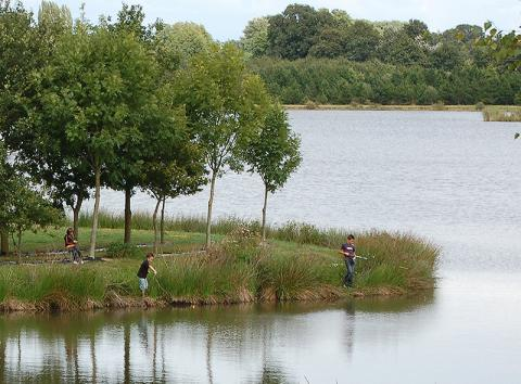 Pêche à l'étang de Buhel - ABoden