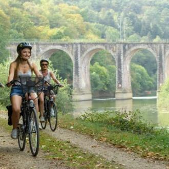 La Vallée de la Vilaine à vélo