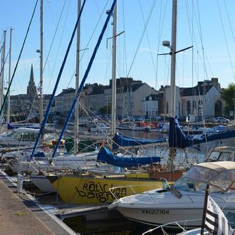 Redon, ville-port historique