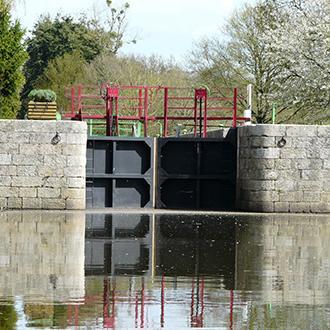Le canal, un patrimoine technique colossal