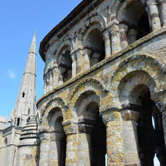 Une Abbaye dans la ville
