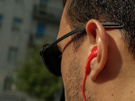 Audioguide pour non-voyant