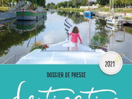 Dossier de presse Redon Tourisme 2021