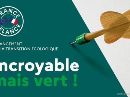 France Relance Tourisme Durable
