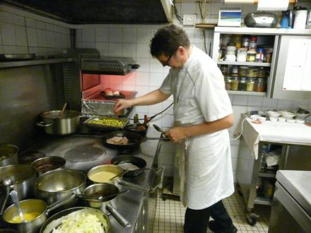 La Bogue Restaurant Redon