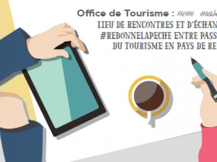 Partenariat Office de Tourisme du Pays de REdon