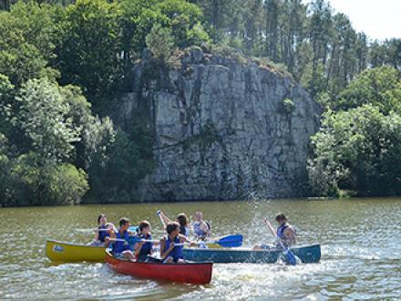 Canoë-Kayak, Sports Nautiques