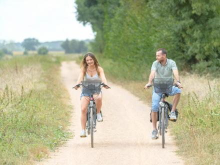 Balade à vélo en Pays de Redon